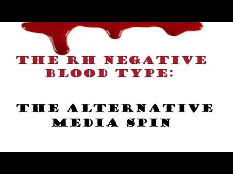 Download Youtube: The RH Negative Blood Type:  The Alternative Media Spin