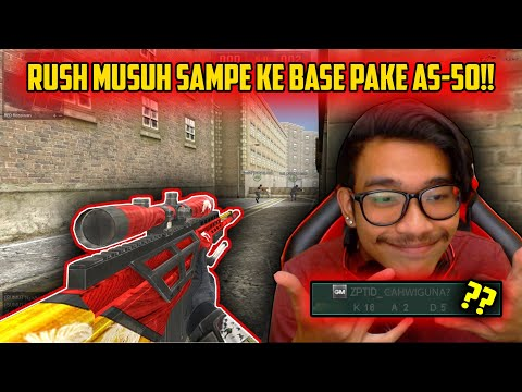 AS50+ BERET GM + QC?? EXPERT AUTO RATA DAH!! Point Blank Zepetto Indonesia