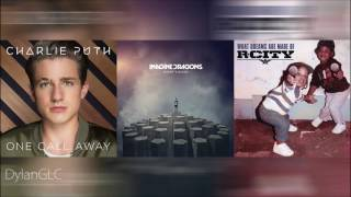 Video One World Locked Away | Imagine Dragons, R City feat. Adam Levine & Charlie Puth Mixed Mashup! download MP3, 3GP, MP4, WEBM, AVI, FLV Oktober 2017