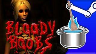 Anomalie gotowane na parze - Przypadek Bloody Boobs
