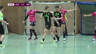 Damenhandball Bundesliga: Bor.Dortmund-TuS Metzingen 31.03.18