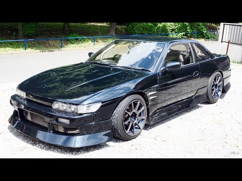 1991 Nissan Silvia S13 (USA Import) - Japan Auction Purchase Review