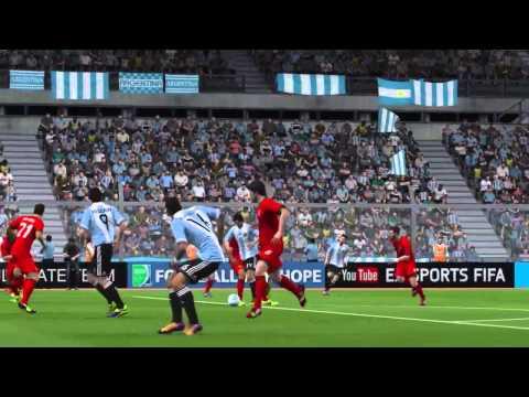 Argentina's Goal HD