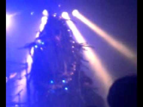 attila mayhem christmas tree limoges - YouTube