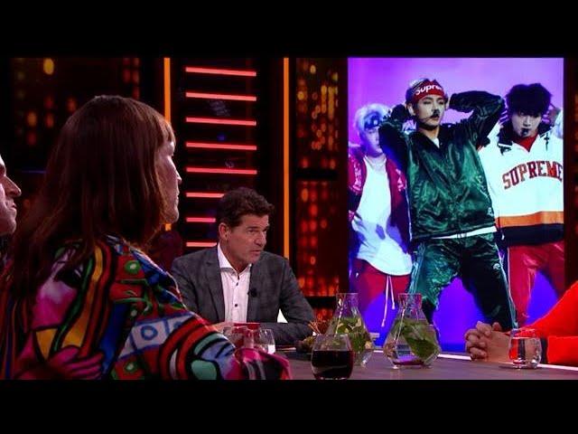 'Korean Wave' met bands als BTS neemt wereld over - RTL LATE NIGHT MET TWAN HUYS