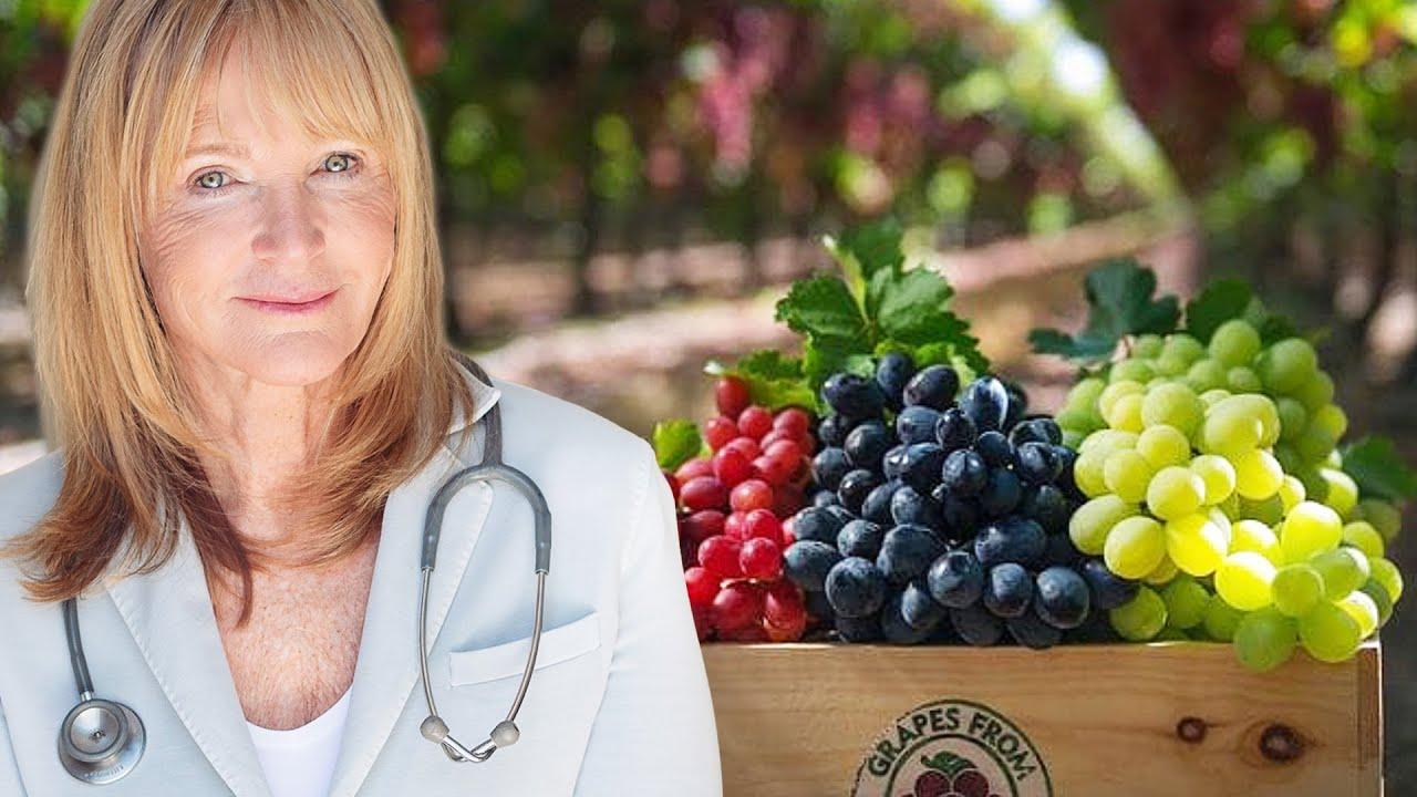 Was Trauben mit deiner Haut machen (Das steckt drin)