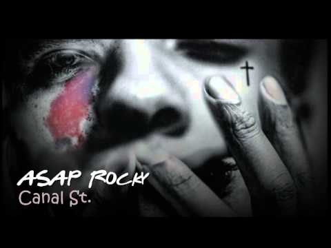 ASAP Rocky-Canal St. feat Bones (with Lyrics)