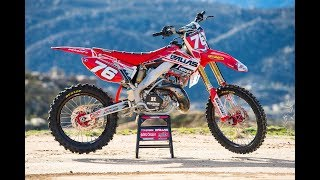 It's not very often we get to build a brand-new Honda CR250R anymor...