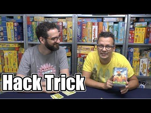 Hack Trick (Mind Fitness Games) - ab 10 Jahre - Tic Tac Toe der besonderern Art! - Teil 1