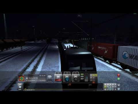 train simulator 2018 a night job