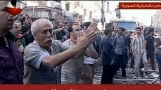 Brahimi questions Syria 'civil war' as ceasefire fails
