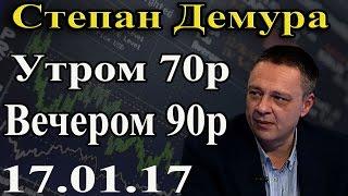 Степан Демура - А вот это уже истерия! Тренд заканчивается 17.01.17