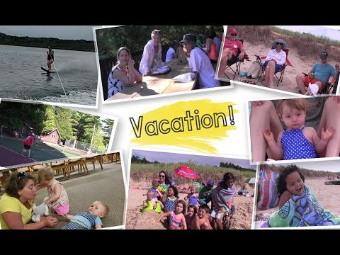 English Conversation – Summer Vacation – American English Pronunciation