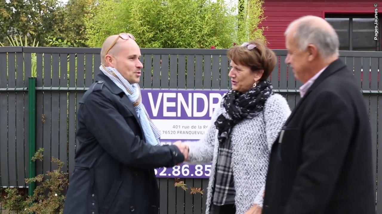 Agence immobili re vente et location rouen 76 youtube for Agence immobiliere location vente