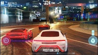 car a game need for speed level 2 (game finish)