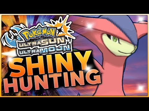 LIVE ULTRA WORMHOLE SHINY VIRIZION HUNTING! Pokemon Ultra Sun and Ultra Moon Shiny Hunting w/ HDvee