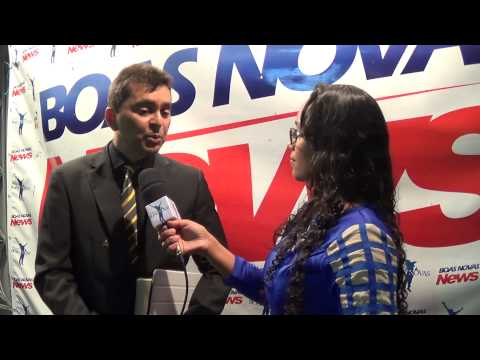 Entrevista com o Presbítero Edson Tavares em Brejo da Madre de Deus/PE