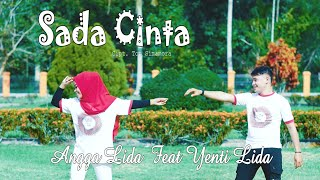 Sada cinta / Angga lida ft Yenti Lida / Tapsel terbaru/ video music official