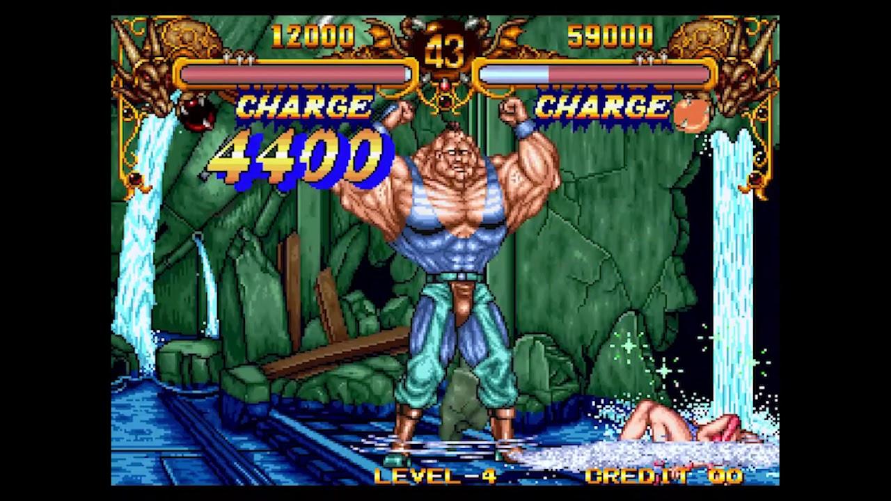 NeoGeo Double Dragon (1995) - 100% Full Combos - Vol 2