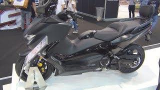 Yamaha TMAX SX Sport Edition (2019) Exterior and Interior
