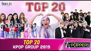 K Poppers Top 20 Kumpulan KPOP 2019