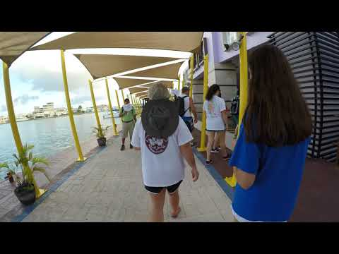 Carnival Magic- Belize Port