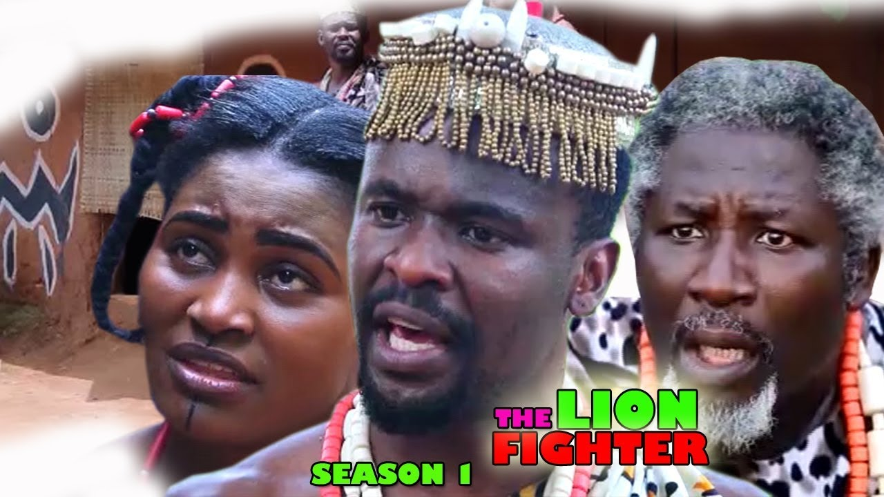 Download The Lion Fighter 1 - Zubby Michael & Chizzy 2017 Latest   Newest Nigerian Nollywood Movie 2017