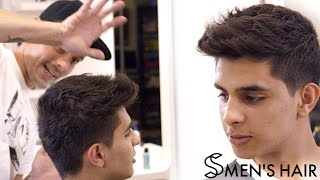 Zayn Malik hair | Quick and easy hairstyle for men ★ Professional hairstyling inspiration