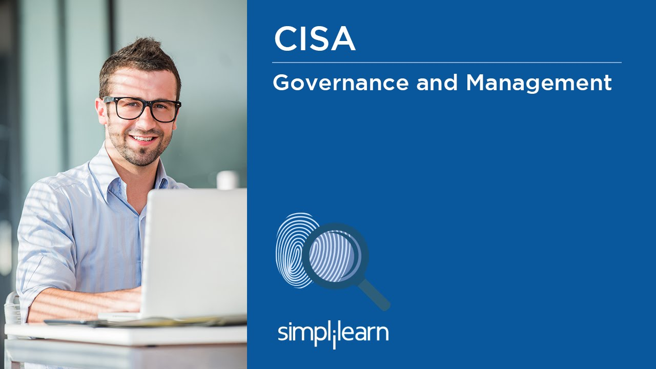 Download Governance and Management of IT | CISA Training Videos