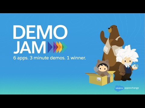 AppExchange Demo Jam for Community: February 2017