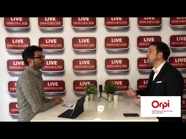 Live immobilier avec David Buchoou Orpi & Fichier AMEPI