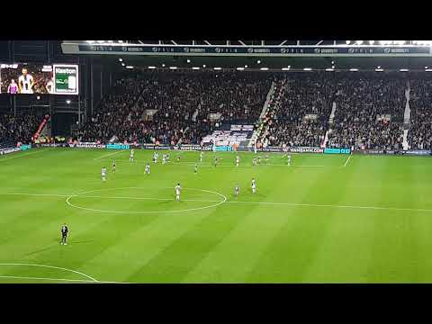 West Brom 4-2 Bristol City - Jay Rodriguez Penalty 2018.09.18