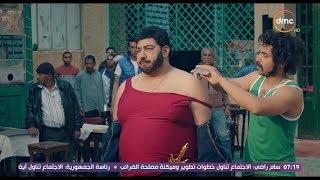 عودة إبراهيم الأبيض وعشري بس المرة دي بشكل مختلف هتموت من الضحك #الواد_سيد_الشحات