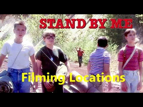 Stand by Me 1986 ( FILMING LOCATION )