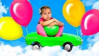 El Globo +otras Canciones infantiles de Maya y Mary