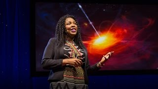 Jedidah Isler: How I fell in love with quasars, blazars and our incredible universe