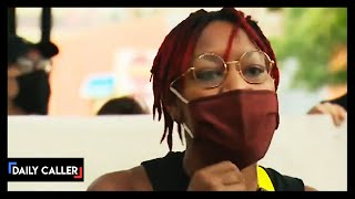 BLM Organizer Says Looting Is 'Reparations'