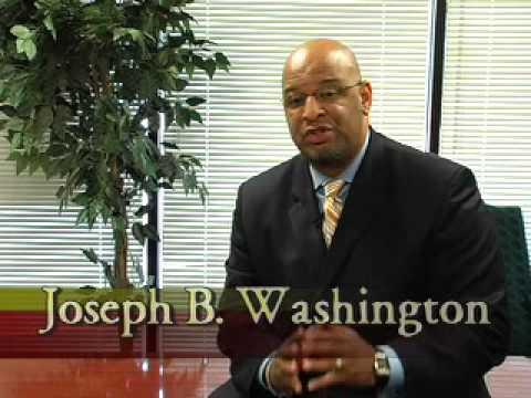 Joseph B. Washington Intro