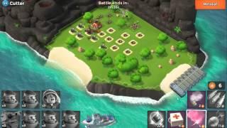 海島奇兵 Boom Beach Level 41 (45) Cutter