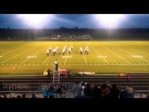 Fountain Central High School Band  9-12-14