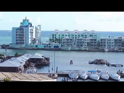 Oyster pond 14 janvier 2018 after hurricane Irma St Martin