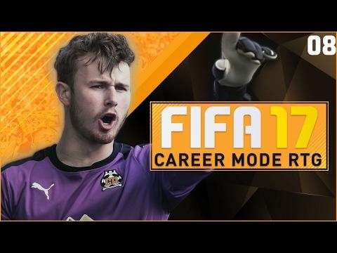 FIFA 17 Career Mode RTG S3 Ep8 - A CHALLENGING SEASON!!