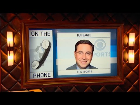 Ian Eagle of CBS Sports Talks March Madness & More - 3/14/17