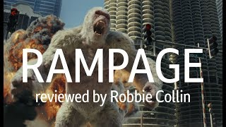 Rampage reviewed by Robbie Collin