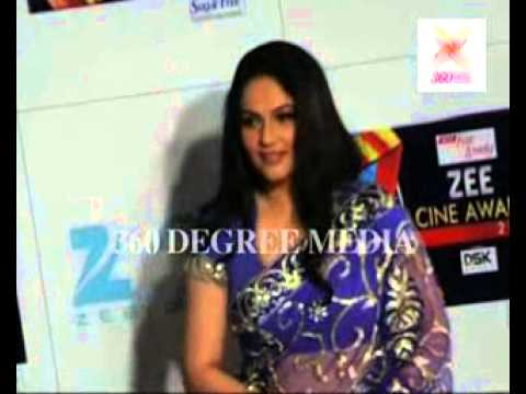 Zee Cine Awards 2012- Actress Gracy Singh ('Munnabhai MBBS ...
