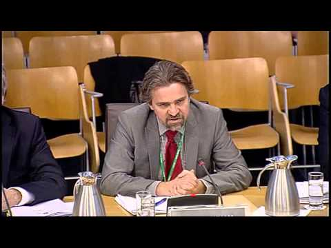 Justice Committee - Scottish Parliament: 25th March 2014