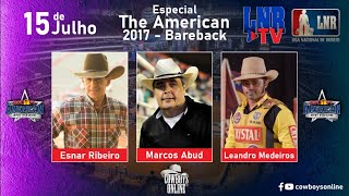 LNR TV 15.07.2020 Estreia The American 2017 - Bareback