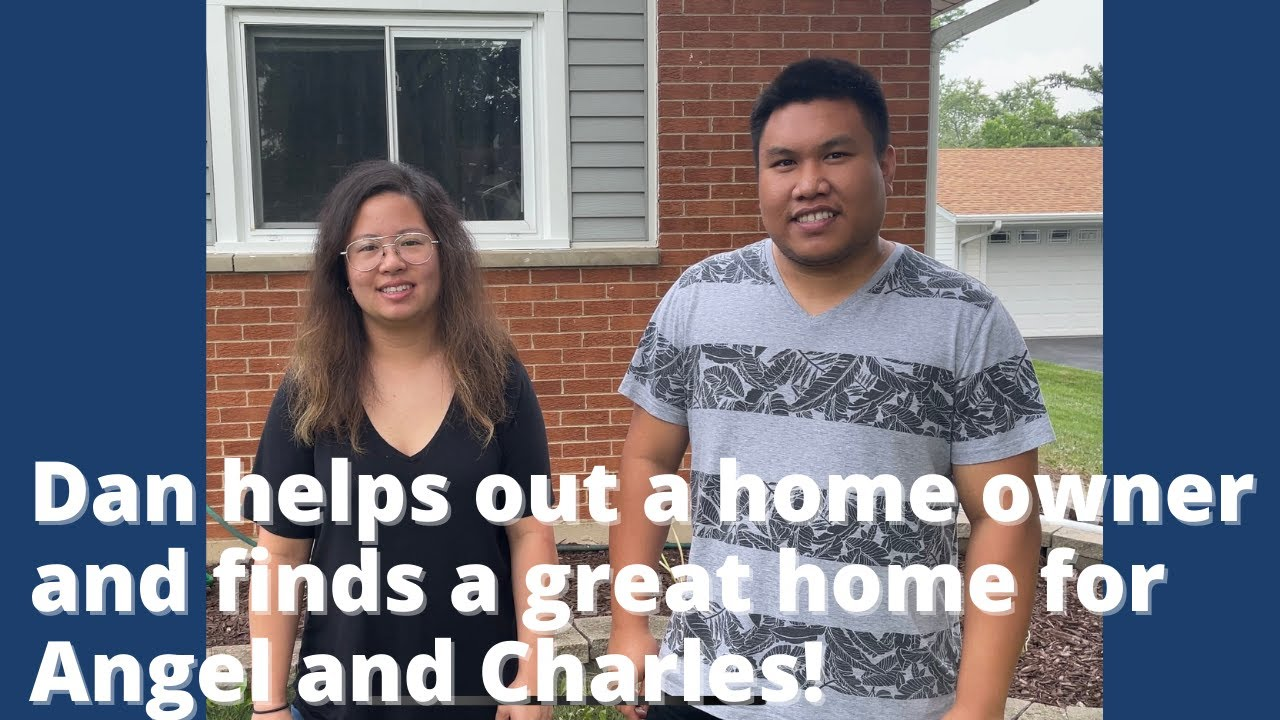 Angel and Charles Video Testimonial