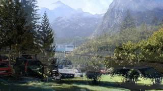 Garmisch-Partenkirchen: Wunderbare Eindrücke in den Alpen  Wonderful impressions in the alps
