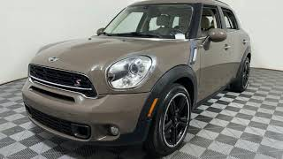 Used 2015 MINI Cooper S Countryman Marietta Atlanta, GA #U50881A